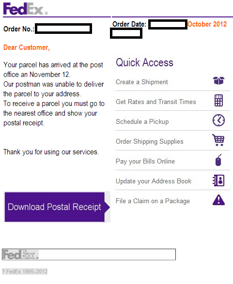 FedEx_Tracking_Number_Email_Spam__Malware