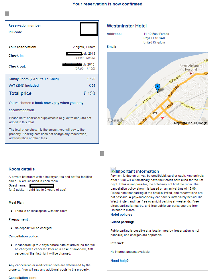 Email_Spam_Malware_Malicious_Software_Social_Engineering_Westminster_Hotel_Fake_Booking