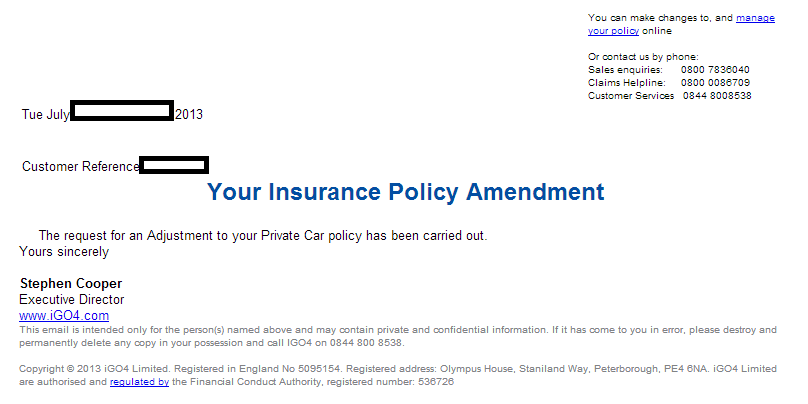 iGO4_Private_Car_Policy_Insurance_Policy_Amendment_Fake_Email_Spam_Malware_Malicious_Software_Social_Engineering