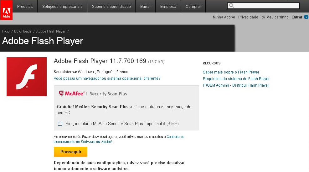 Prefecture_Brazil_Malware_Malicious_Software_Fake_Adobe_Flash_Player_Localized