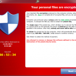 The Original cryptolocker