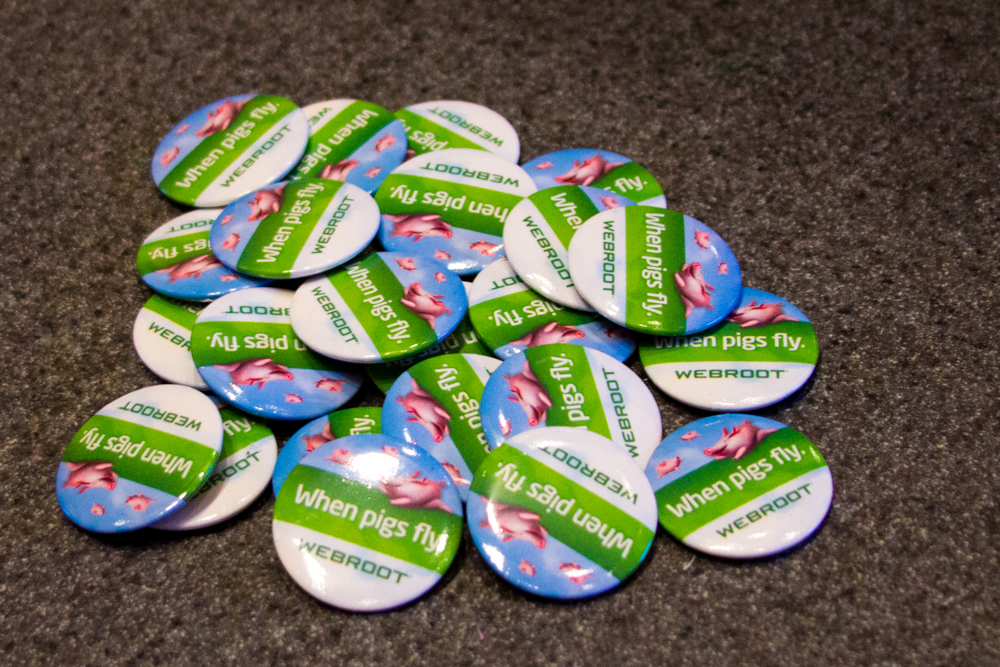 Webroot returns from Automation Nation 2014