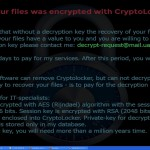 "New ""Cryptolocker"""