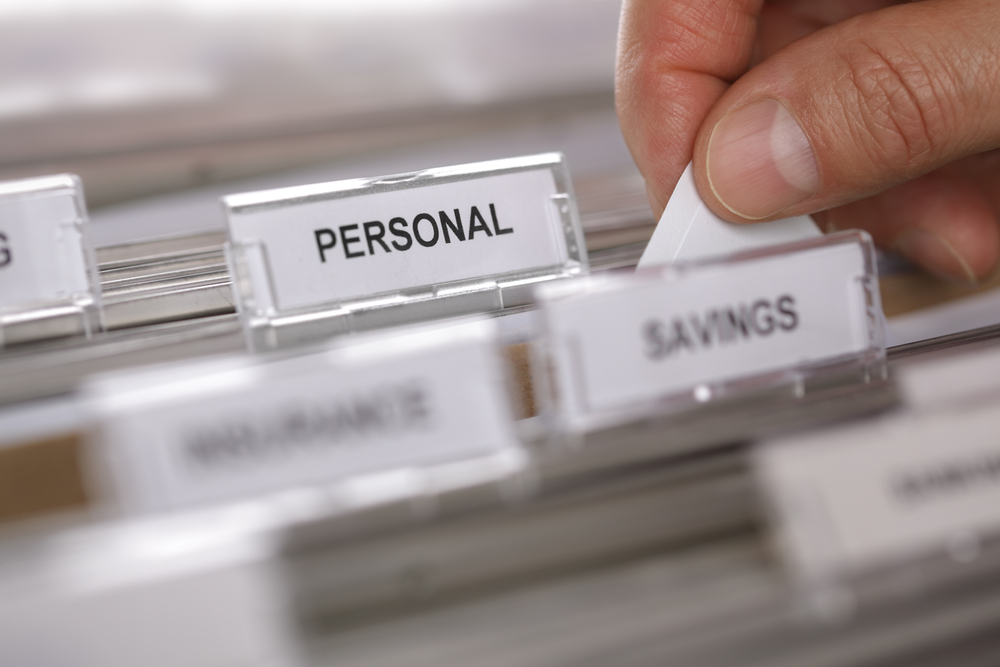 Keep your personal data personal