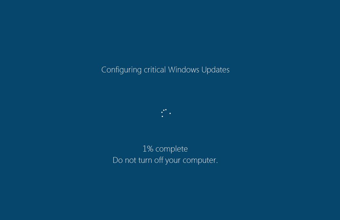 Fantom ransomware impersonates Windows update