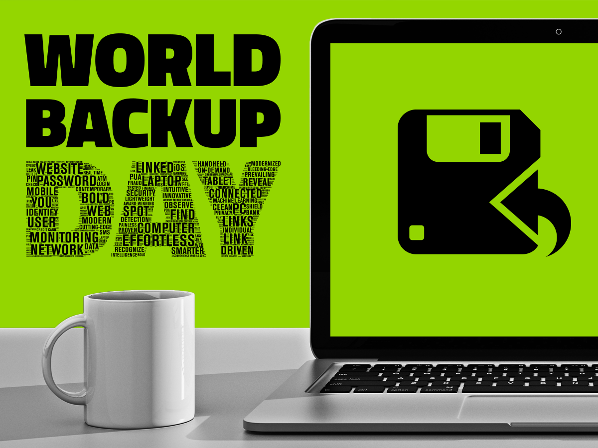 Celebrate World Backup Day the Smarter Way
