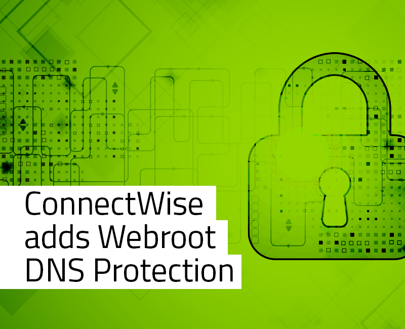 Talking DNS Protection with ConnectWise