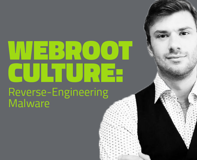 Q&A with Reverse Malware Engineer Eric Klonowski