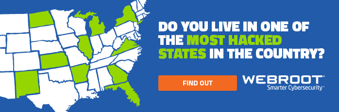 Do you live in one of the most-hacked states?