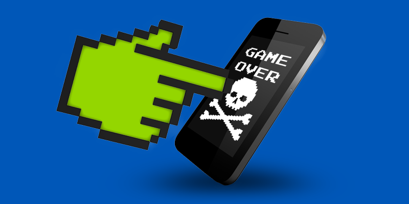 Use Caution with Free-to-Play Mobile Games