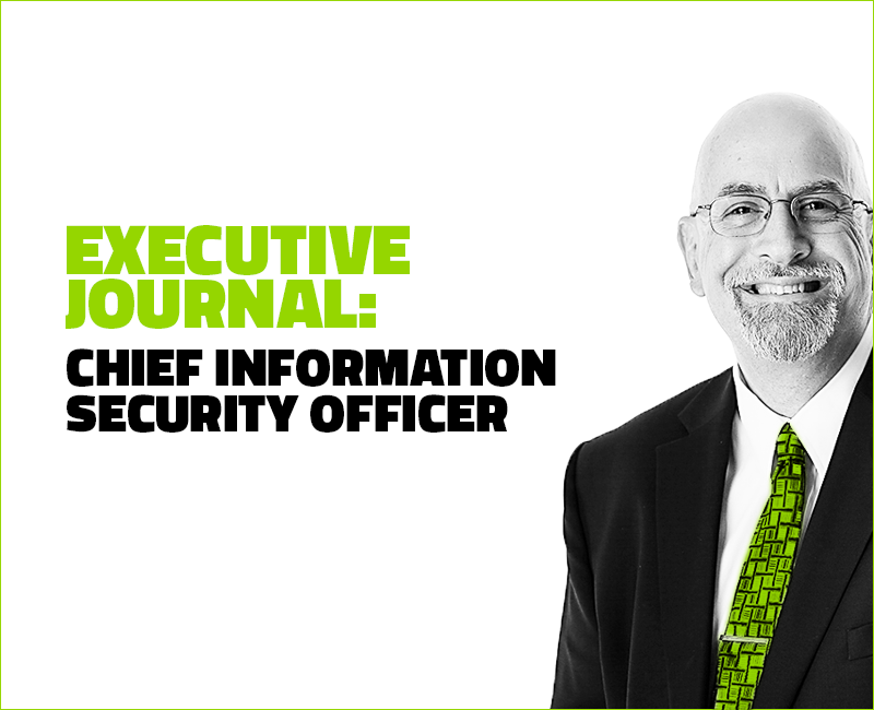 Executive Journal - Chief Information Security Officer