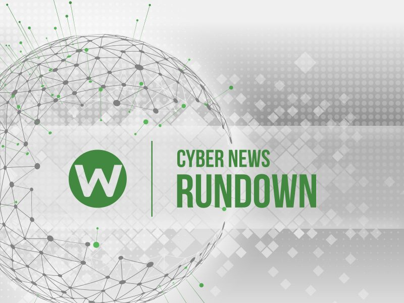 Cyber news rundown