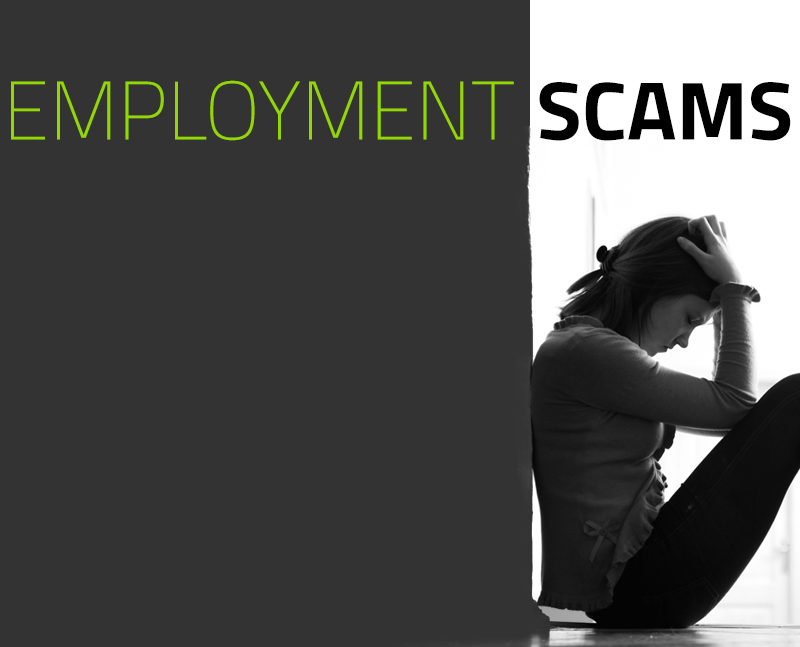 Employment Scams