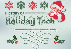 History of Holiday Tech Toys Header