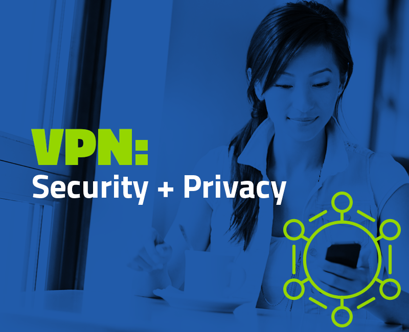 VPN: Security + Privacy