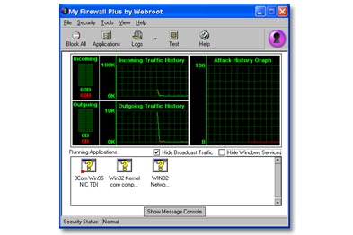 My Firewall Plus - Secure your computer with My Firewall Plus