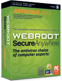 Fastest, lightest antivirus - SecureAnywhere Antivirus 2013