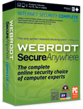 Fastest, lightest antivirus - SecureAnywhere Complete 2013