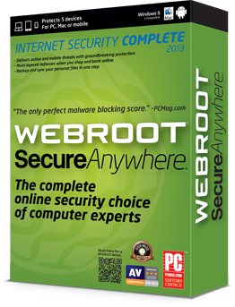 Webroot Internet Security Plus