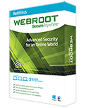Webroot SecureAnywhere AntiVirus 2014. 5 Seat 1 Year Subscription
