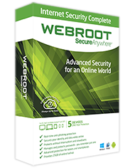 Das schnellste, Ressourcen schonendste Antivirenprogramm – SecureAnywhere Internet Security Complete