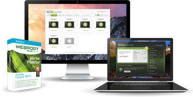 Antivírus Webroot SecureAnywhere