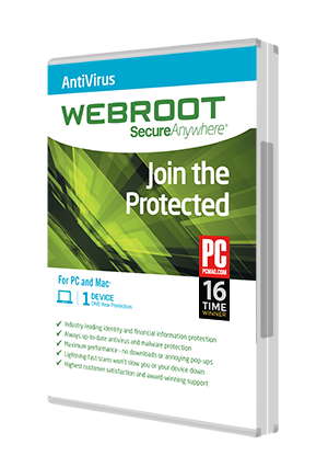 Fastest, lightest antivirus - SecureAnywhere Antivirus