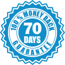 70-day guarantee