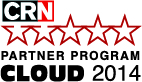 CRN Cloud Computing Partner Program - 2014