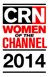 Premio Women of the Channel de CRN - 2014