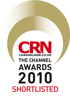 CRN Channel Awards 2010