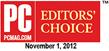 PCMag.com Editors Choice