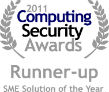 2011 Computer Secuity Awards Runner-up