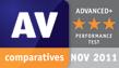 AV Comparatives award