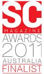 SC Magazine Australia Finalist