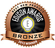 Edison Award for 2012 - Best new product bronze award