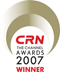 CRN channel awards 2007