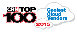CRN Top 100 Coolest Cloud Vendors - 2015