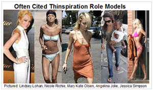 Anorexia-role-models