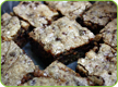 Recipe for Sweet and Salty Bourbon Blondies