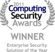 2011 Computer Secuity Awards Winner