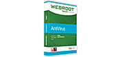 Webroot SecureAnywhere アンチウイルス