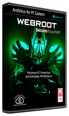 AntiVirus for PC Gamers - Windows 8