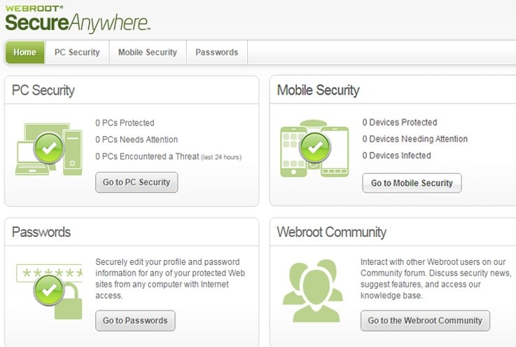 find webroot product key