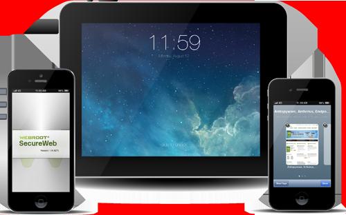 Applis sécurité iPhone/iPad