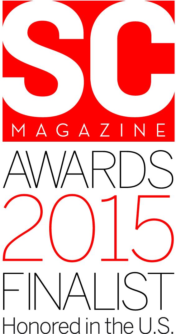 SC Magazine award 2015