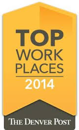 Denver Post Top Workplace 2014
