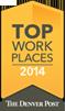 Beste Arbeitsplätze – 2014 – Denver Post
