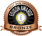 Edison Bronze Award 2012