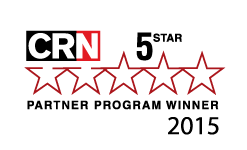 CRN Partner Program Winner - 2015